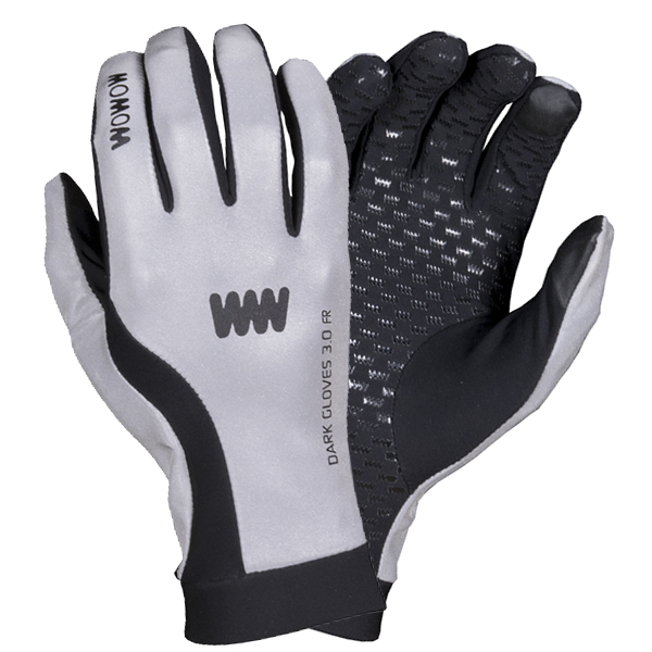 Reflexní rukavice Wowow Dark Gloves 3.0 vel. XL