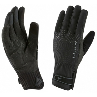 Rukavice SealSkinz AllWeather Cycle XP černé vel.S