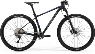 Merida BIG.NINE LIMITED Matt Black(Glossy Blue) M(17)