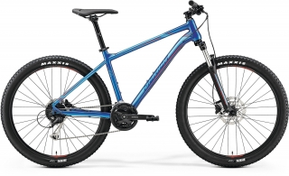 Merida BIG.SEVEN 100 Glossy Blue(Red) S(15)