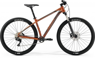 Merida BIG.NINE 400 Glossy Copper(Dark Brown/Blue) L(18.5)
