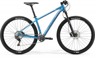 Merida BIG.NINE XT EDITION Silk Sea Blue(Silver/Dark Blue) M(17)