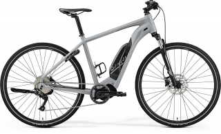 Merida eSPRESSO 200 XL(59) MATT GREY(SILVER)