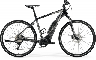 Merida eSPRESSO 300 XL(59) BLACK(SILVER)