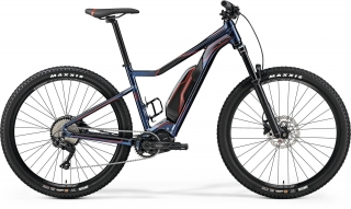 Merida BIG.TRAIL 500 L(49) METALLIC BLUE/BLACK(RED)