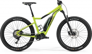 Merida BIG.TRAIL 600 L(49) SILK GREEN/BLACK