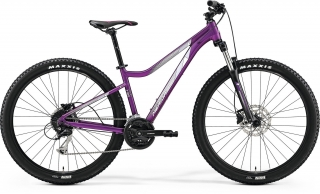 Merida JULIET 7.100 Violett(Grey/White) L(18.5)