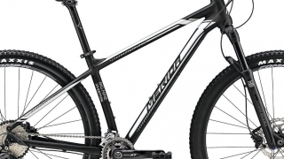 Rám Merida BIG.SEVEN XT EDITION Matt Black(silver) L