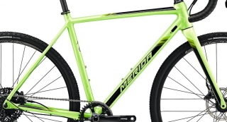 Rám Merida Merida MISSION CX 600 Light Green(black) XL