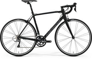 Merida SCULTURA 100 Matt Black(White) M-L(54)