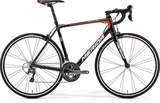 Merida SCULTURA 300 Black(Team Replica) L(56)