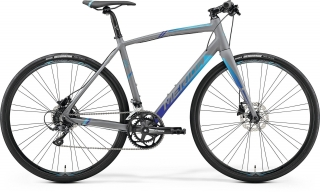 Merida SPEEDER 200 Matt Grey(Blue) M-L(54)