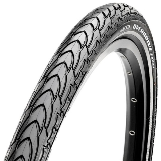 "Maxxis Overdrive Excel 28"", 700x35C, 35-622, Dual Compound, SilkShield, Reflex"