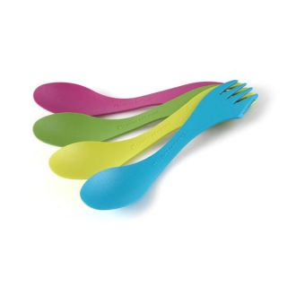 Kombinovaný příbor Spork Original 4-pack (cy/li/gr/fu) Light My Fire