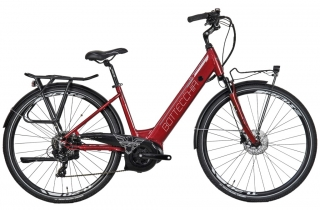Bottecchia BE17 LADY červené (>165cm)