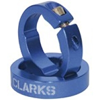 CLARKS Lock-Ring modrá