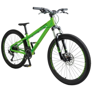 "Kolo MTB Checker Pig 26"" Flying Pig zelené"