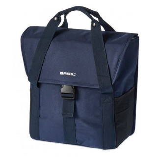 Taška na řidítka Basil Go Single Bag Dark Denim Blue