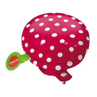 Melon Fresh Bells Dotty White