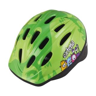 d580666239 Přilba Extend BILLY Monster bledo zelená-limetková XS S (47-51 cm