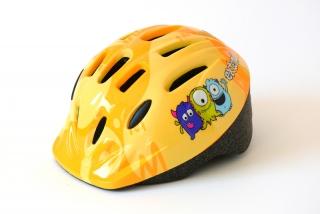 0f11e59606 Přilba Extend BILLY Monster neon orange XS S (47-51 cm)
