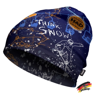 Čepice H.A.D. Fleece Think Snow