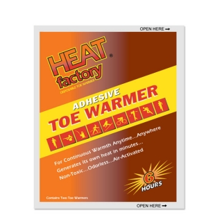 Ohříváček do bot Toe Warmers 6h HEAT factory
