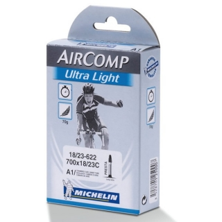"Michelin AirComp Ultralight A1 28"" SV 60 mm"