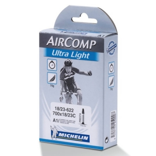 "Michelin AirComp Ultralight B1 26"" SV 60 mm"