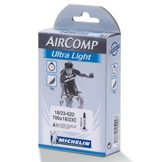 "Michelin AirComp Ultralight A1 28"" SV 52 mm"