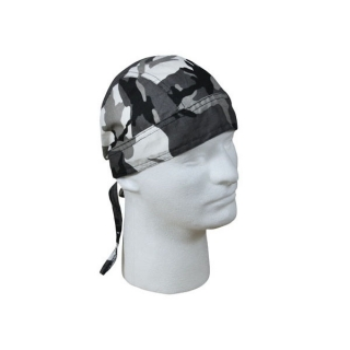 Šátek Headwrap City Camo Rothco