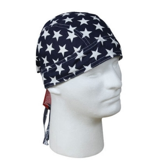 Šátek Headwrap Stars  Stripes Rothco