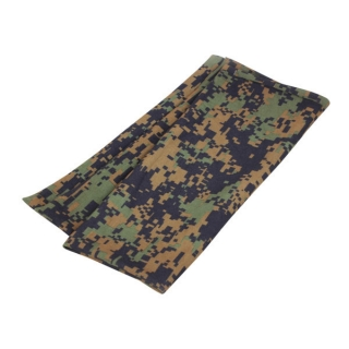 Multifunkční šátek Rothco Tactical Wrap Woodland Digital