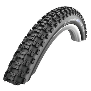 "Schwalbe Mad Mike 20"", 20x1.75"", 47-406, K-Guard, TwinSkin, SBC"