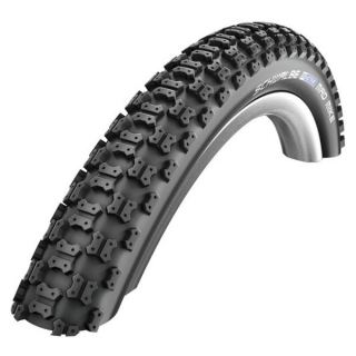 "Schwalbe Mad Mike 20"", 20x2.125"", 57-406, K-Guard, TwinSkin, SBC"