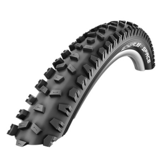 "Schwalbe Space 26"", 26x2.35"", 60-559, TwinSkin, K-Guard, SBC"