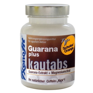 Xenofit Guarana Plus