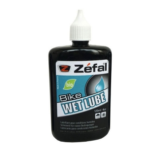 Olejové mazivo Zéfal Wet Bio Lube 126ml
