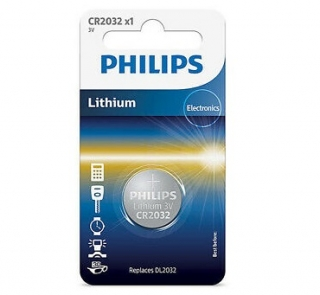 Philips CR2032 Lithium