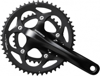 Shimano FC-RS400 2x10 175 mm 50x34z