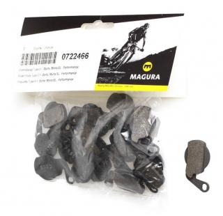 Magura Brake Pads 5.1 Performance (20 párů)