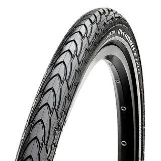 "Maxxis Overdrive Excel 28"", 700x40C, 42-622, Dual Compound, SilkShield, Reflex"