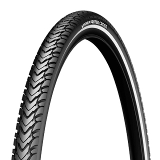 "Michelin Protek Cross 28"" 700x35C 37-622 Reflex"