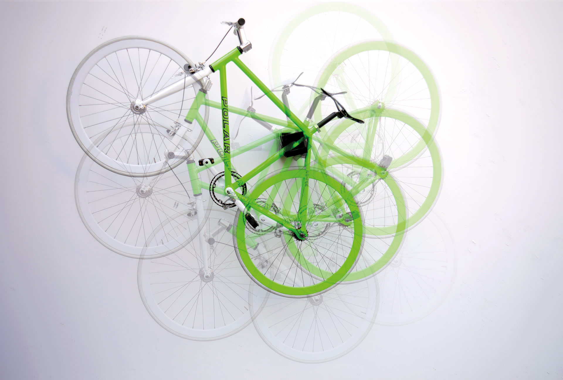 Držák kola na zeď Peruzzo Cool Bike Rack Qube XL  f528898095